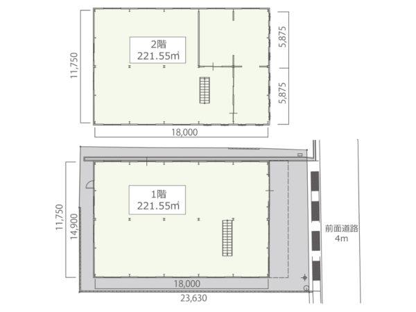 彦根市河瀬 倉庫